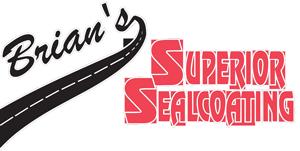 Brian's Superior Sealcoating